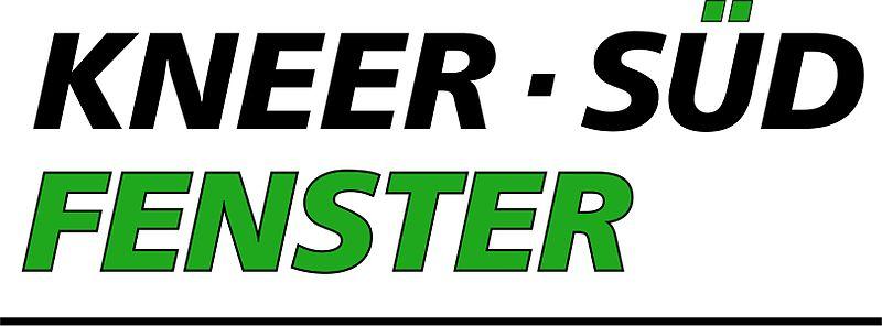 Das Logo der Firma Kneer Südfenster