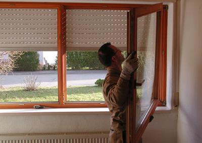 Fensterwartung
